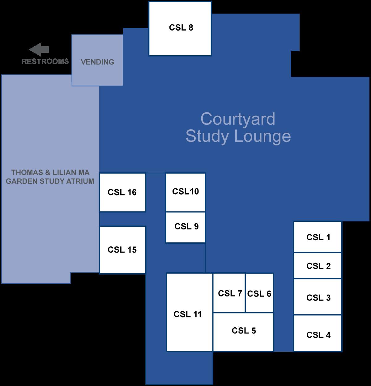Book a Study Room Online | Student Center | University of California, Irvine